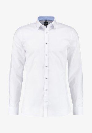 SUPER SLIM FIT - Camicia elegante - weiß