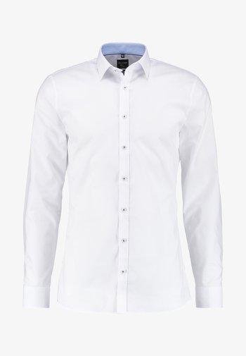 SUPER SLIM FIT - Zakelijk overhemd - weiß