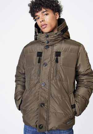 SEATTLE  - Winter jacket - olive