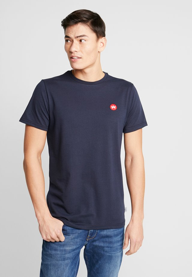 TIMMI TEE - T-shirt basic - navy