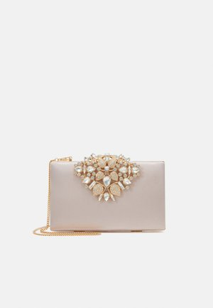 CANDICE EMBELISHED - Clutch - dust pink