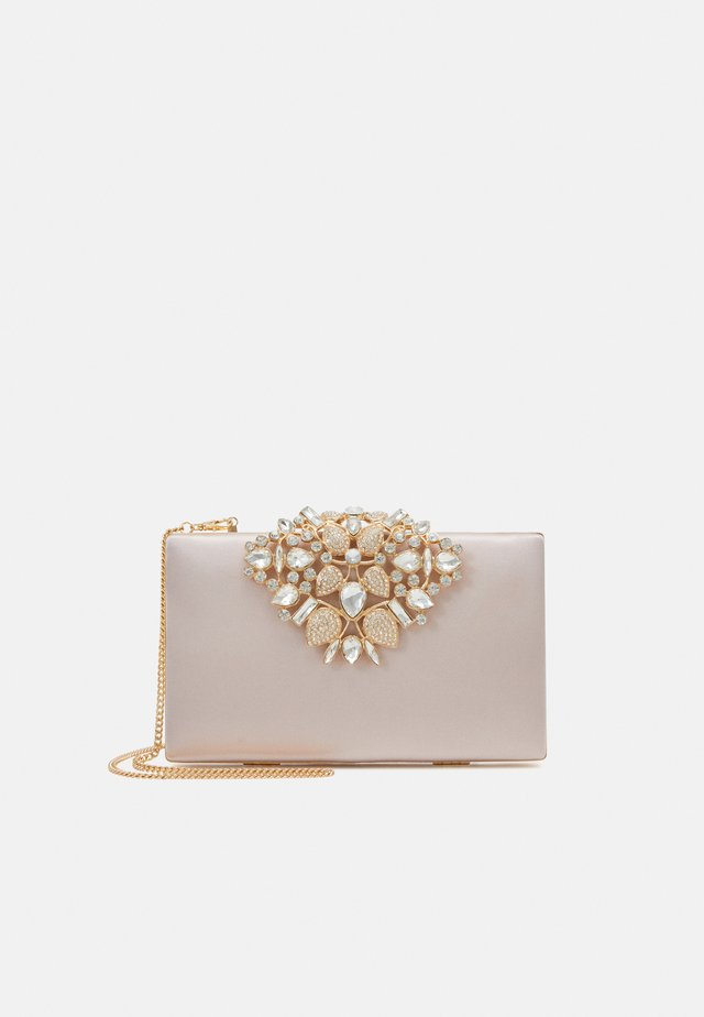 CANDICE EMBELISHED - Pochette - dust pink