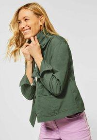 Cecil - Light jacket - grün - 0