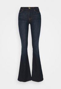 Frame Denim - LE HIGH - Široké džíny - sutherland - 5