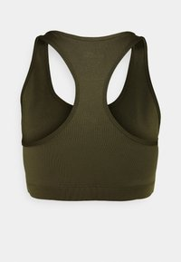 Ellesse - PRESELLE - Medium support sports bra - khaki - 7