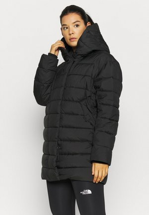 CARIN  - Wintermantel - black