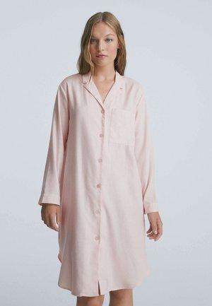 MIT STREIFEN - Nightie - pink