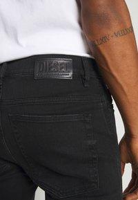 Diesel - AMNY - Jeans Skinny Fit - washed black - 5
