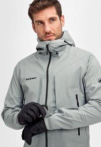 Mammut - MASAO - Hardshell jacket - granit - 8