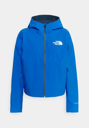 W FL INSULATED JACKET - Hardshell-jakke - blue