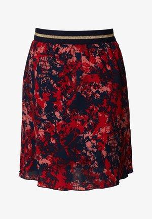 A-line skirt - salsa