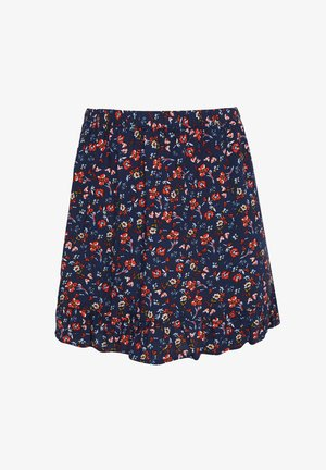 MET DESSIN - A-line skirt - dark blue