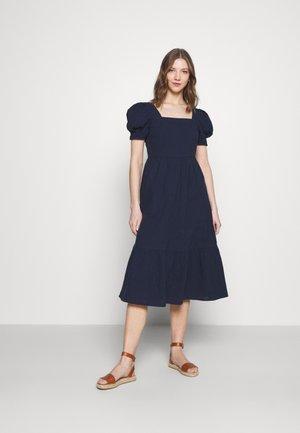 VMIDIRIS CALF DRESS - Day dress - navy blazer