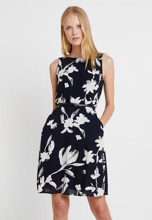 Day dress - dark blue