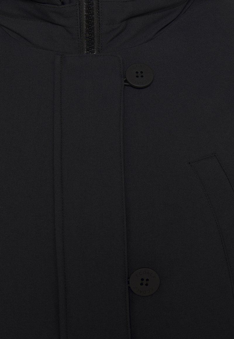 Ecoalf - GROENLAND COAT WOMAN - Winter coat - black