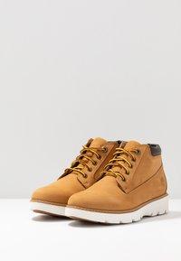 Timberland - KEELEY FIELD NELLIE - Sneaker high - wheat - 4