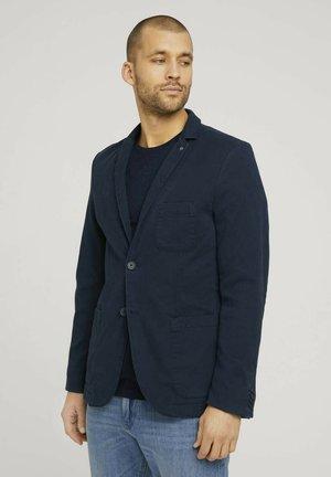 TOM TAILOR  - blazer - dark blue