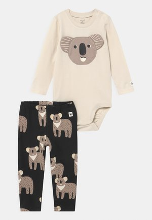 KOALA SET UNISEX - Legging - off black