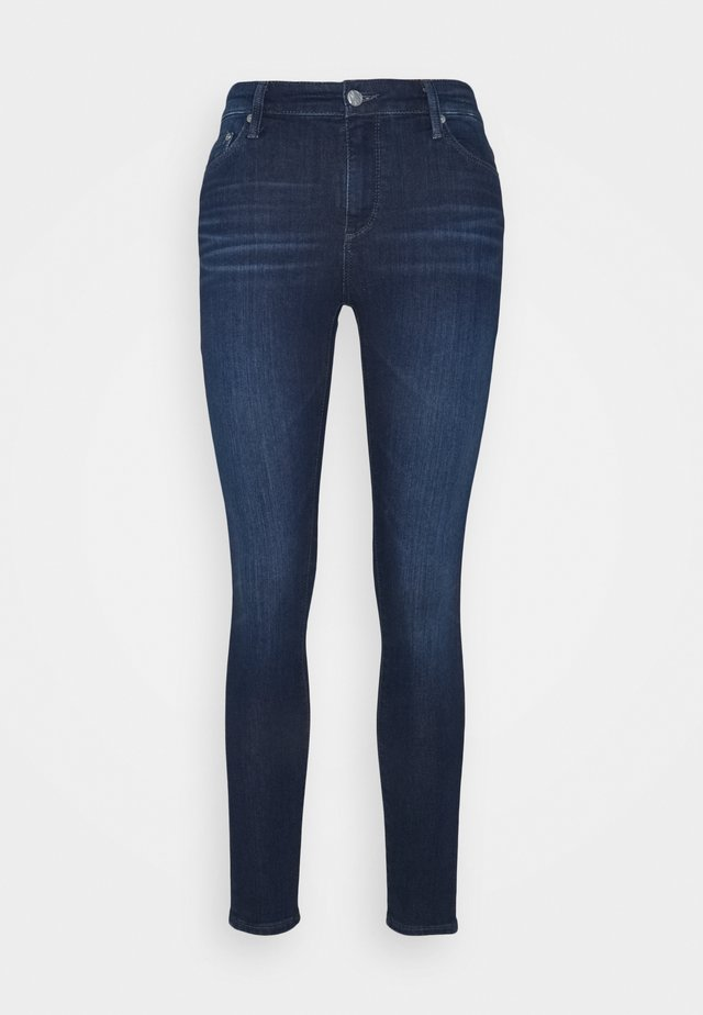 FARRAH SKINNY ANKLE - Jeans Skinny Fit - 4 years deep willows