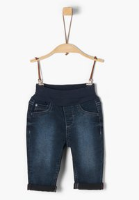 s.Oliver - Denim shorts - dark blue - 2
