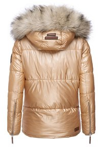 Navahoo - TIKUNAA - Winter jacket - gold - 2