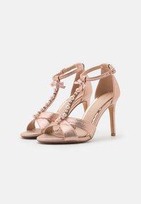 Head over Heels by Dune - MELODIEE - Sandalias - pink metallic - 2