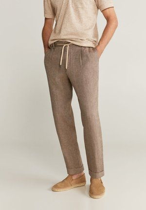 OCTOPUS - Pantalon classique - braun