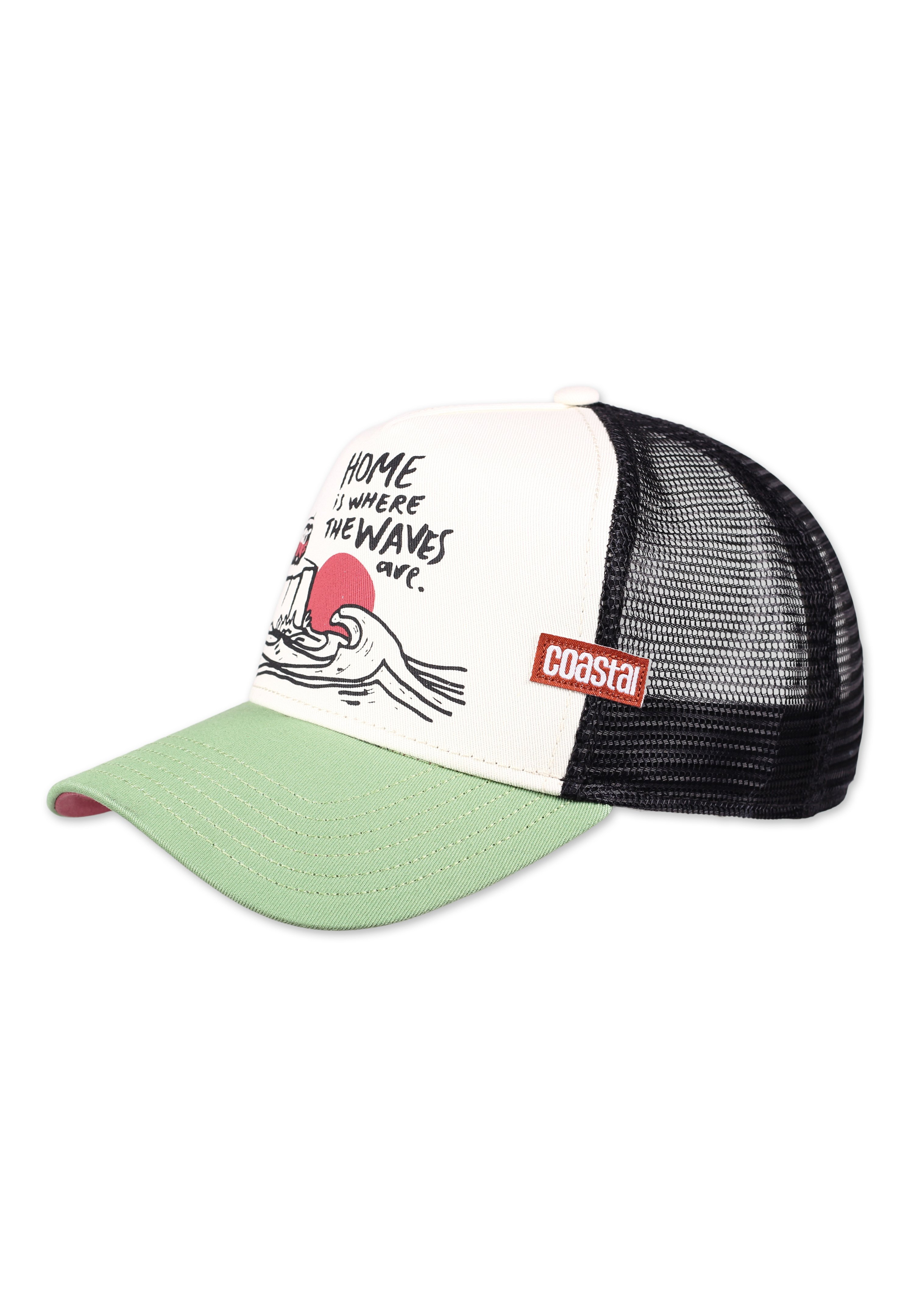 Homme HFT HOME WAVE - Casquette