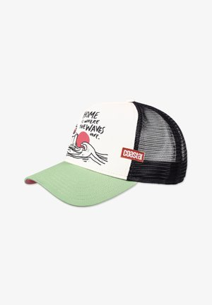 HFT HOME WAVE - Caps - offwhite