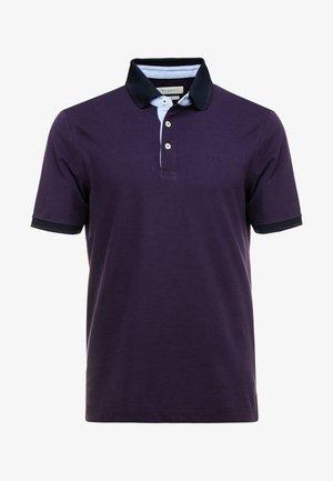 Polo shirt - plum