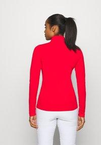 8848 Altitude - LEXIE - Fleece jumper - red - 2