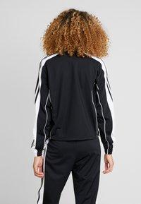 adidas Originals - TRACKTOP - Trainingsjacke - black - 2