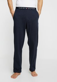 Tommy Hilfiger - PANT - Bas de pyjama - blue - 0