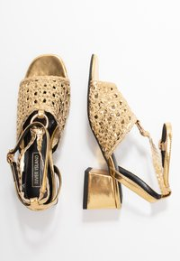 River Island - Sandals - gold - 3