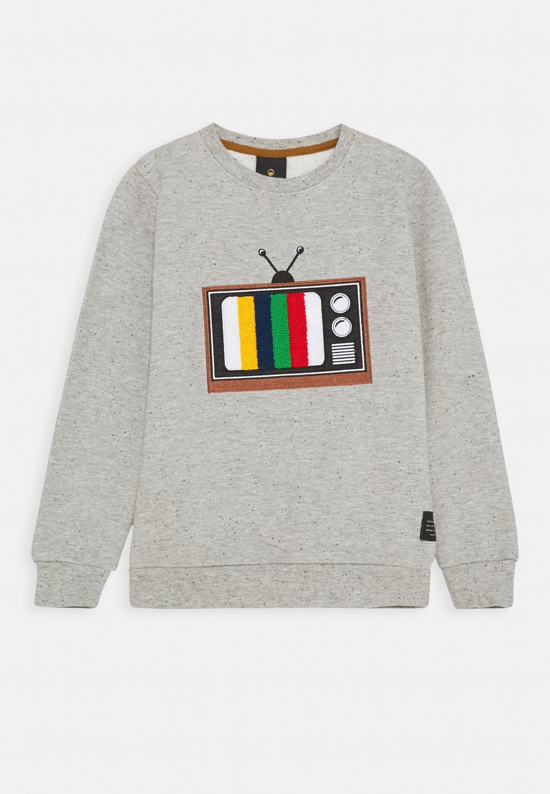 The New - RYAN - Sweatshirt - light grey melange