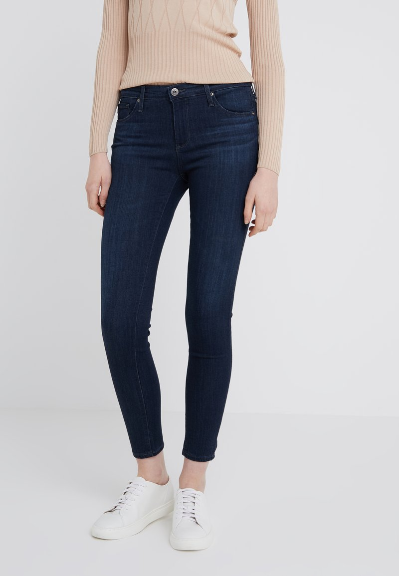 AG Jeans - LEGGING ANKLE - Jeans Skinny Fit - cool grey
