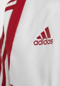 adidas Performance - ARSENAL PRESENTATION TRACK TOP - Vereinsmannschaften - white/red - 2