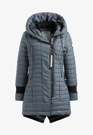 RETRO TOPSY - Winter coat - blue