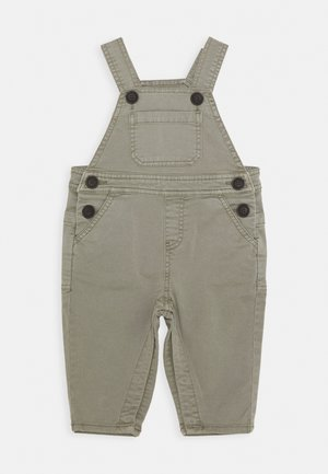 ELOISE OVERALL BABY - Dungarees - silver sage