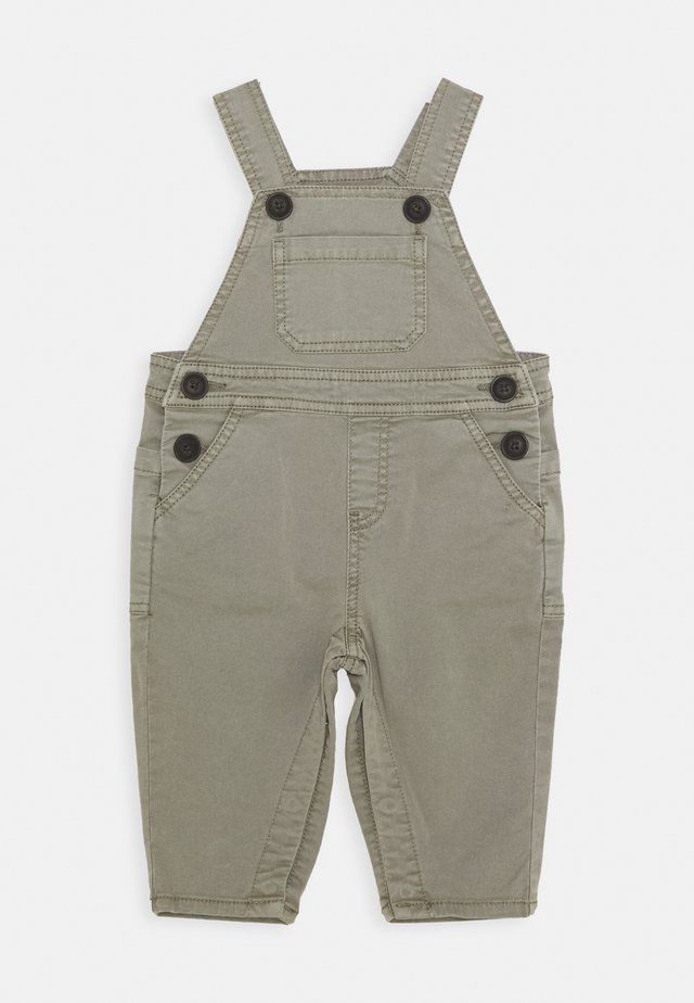 ELOISE OVERALL BABY - Salopette - silver sage