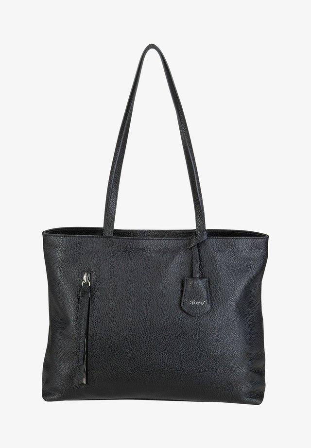 JUNA  - Tote bag - black