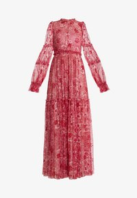 Needle & Thread - ANYA EMBELLISHED GOWN - Maxikleid - cherry red - 4
