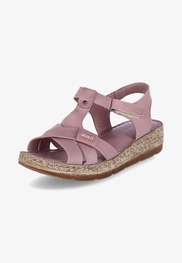 Sandals - lila