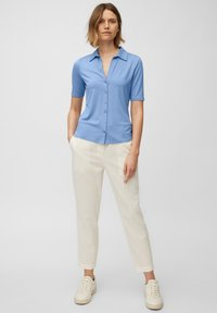 Marc O'Polo - Button-down blouse - blue note - 1