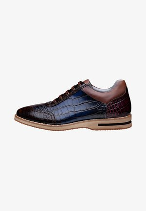 MADISON - Sportieve veterschoenen - blauw
