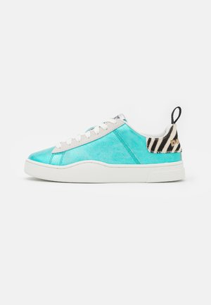 S-CLEVER LOW LACE W - Sneakers basse - turquoise