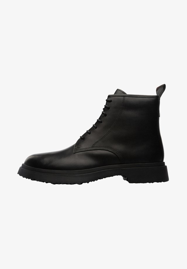 WALDEN  - Bottines à lacets - schwarz