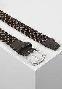 Anderson's - STRECH BELT UNISEX - Braided belt - mulit-coloured - 2