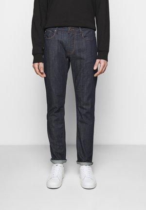 5 POCKETS PANT - Straight leg jeans - dark blue denim