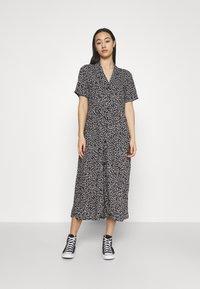 Monki - Maxi dress - black - 0